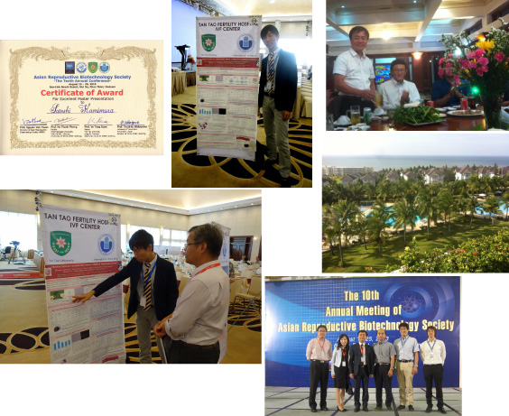 The 10th Annual Conference of the Asian Reproductive Biotechnology Society