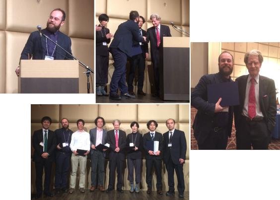 Dr. Domenico Iuso won the best poster award.