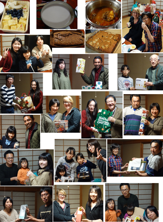 2016 year end party
