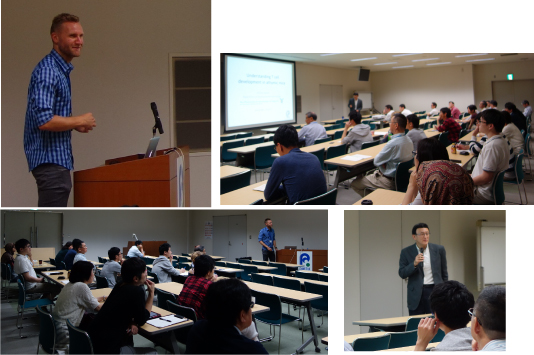 142nd BRC Seminar