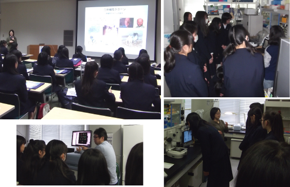 The Labo Tour for Utsunomiya Chuo Joshi High School